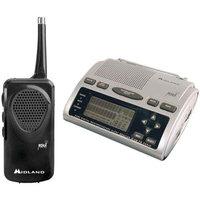 Midland Wr-300 And Hh-5O Weather Radio Bundles