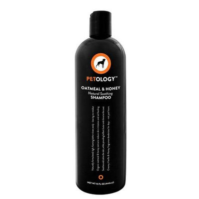 Petology Oat and Honey Shampoo 15oz