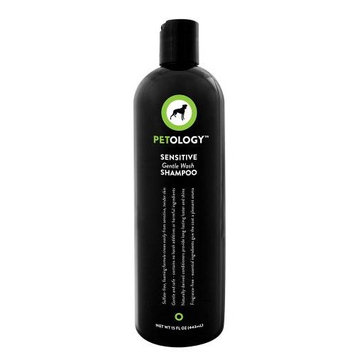 Petology Sensitive Shampoo For Dogs 15 oz.