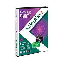 Kaspersky Internet Security 3-User with BONUS Tablet Security