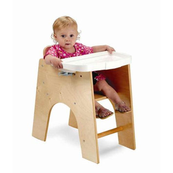 Whitney Bros WB0031 Newwave Low High Chair