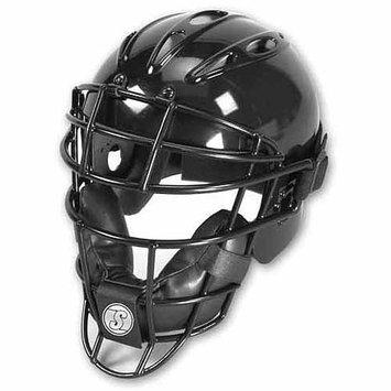 Schutt Vented Catchers Helmet/Mask (EA) - Black, Small