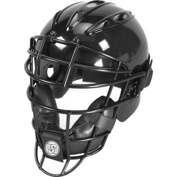 Schutt Vented Catchers Helmet/Mask (EA) - Black, Large