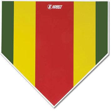 Schutt Strike Zone Home Plate (EA)