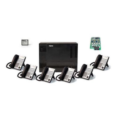 Nec Telephone Systems 1100009 Sl1100 Digital Quick Start Kit
