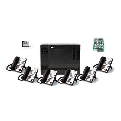 Nec Telephone Systems 1100009 Sl1100 Digital Quick Start Kit