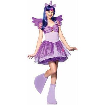 Leg Avenue MP85261 5 Piece Adult Twilight Sparkle Costume Set Small Purple