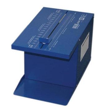 Fabrication Enterprises 12-1085 Baseline Sit N Reach Trunk Flexibility Box