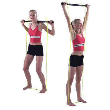 Fabrication Padded Exercise Bar with Tubing
