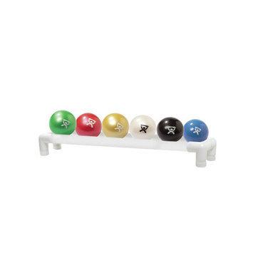 CanDo Weight Ball - Accessory - 1-tier 6-Ball Rack