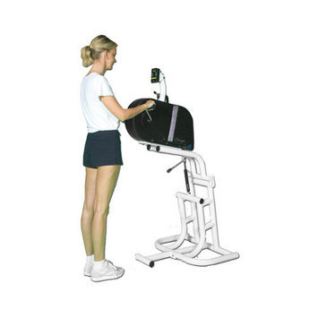 Endorphin 10-3620 Ube 300/355-E1 Ergometer with Comfort Grip and Adjustable Stan