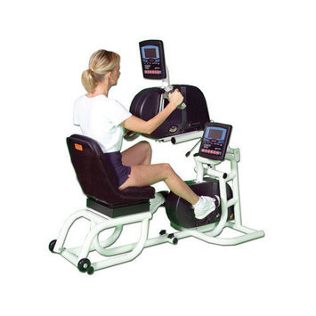 Endorphin 10-3697 Ube and Lbe 370-E4 Ergometer with Multi-Positional Grip Foot P