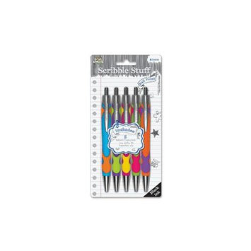 The Board Dudes Scribble Stuff Ballpoint Pens (5 Pack)