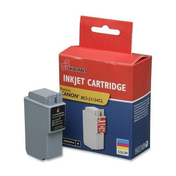 SkilCraft Inkjet Cartridge, 230 Page Yield, Tri-color. Each