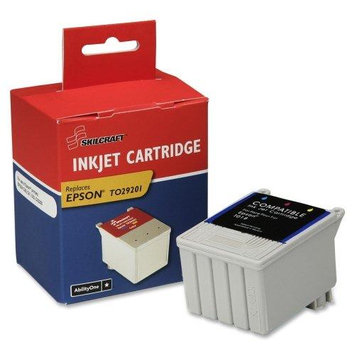 SkilCraft Inkjet Cartridge, 300 Page Yield, Tri-color. Each