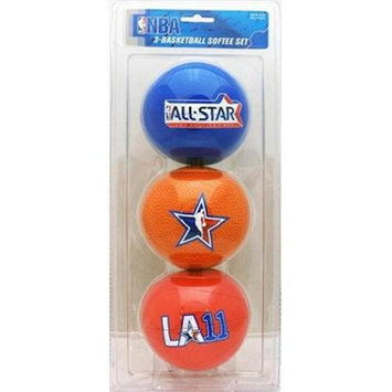 Licensed Products All Star 3 Ball Set