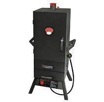 Landmann Smoky Mountain Vertical Gas Smoker - 34