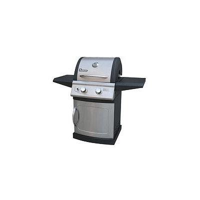 Landmann - Falcon Series Gas Grill - Black/stainless-steel