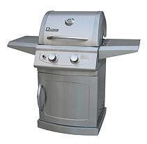 Landmann - Falcon Series Gas Grill - Stainless-steel