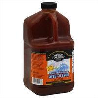 World Harbors SweetN Sour Sauce Maui Mountain Hawaiian Style 64 Oz Pack Of 4