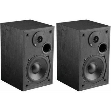 Mtx MONITOR5I 5.25-Inch Home Theather Bookshelf Speakers