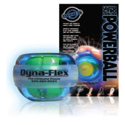Dfx Sports & Fitness DFX Sports and Fitness 12050C Powerball Blue with Light