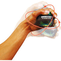 Dynaflex Sports Pro Gyro Exerciser w/PowerDock - Increase Endurance For All Sports Demanding Control & Grip Strength!