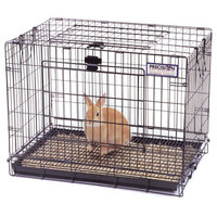 Precision Pet Rabbit Resort Crate SM