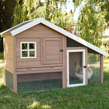 Precision Pet Products Precision Pet Cape Cod Chicken Coop