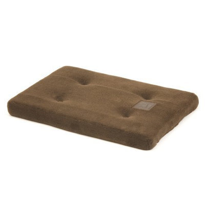 Precision Pet Products 2527-75444 SnooZZy Baby Terry Mattress Pet Bed - Tan - Large