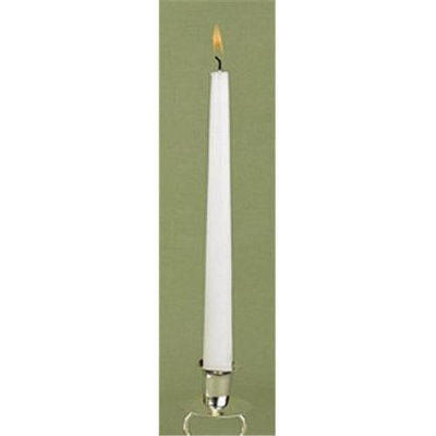 Hortense B. Hewitt 39800 White Taper Candles