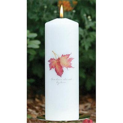 Hortense B. Hewitt 10432 Maple Leaf Unity Candle