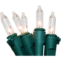 Jh Specialties Inc JH Specialties 38702 Mini String Lights- Red & Green- 2-100 Counts