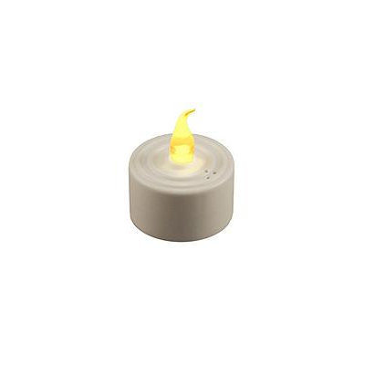 Lumabase Remote Control Tealight Candles (10-Count) 86010