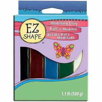 Polyform NDC03 EZ Shape Modeling Clay Non-Hardening 1 Pound