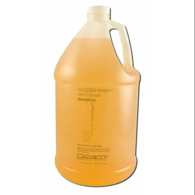 Giovanni Cosmetics Giovanni: Golden Wheat Shampoo, 1 Gallon