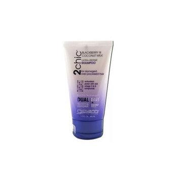 Giovanni - 2Chic Ultra-Repair Shampoo Blackberry & Coconut Milk - 1.5 oz.