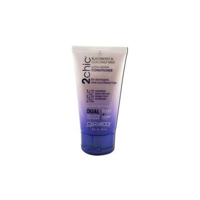 Giovanni - 2Chic Ultra-Repair Conditioner Blackberry & Coconut Milk - 1.5 oz.