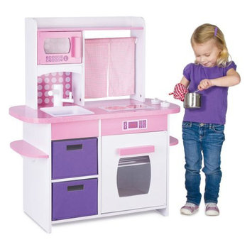 Guidecraft, Inc. Guidecraft Cooking Delights Kitchen - Pink