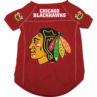Hunter Chicago Blackhawks Pet Jersey S