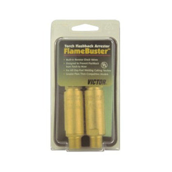 Victor 341-0657-0011 Torch Fuel Flash Arrestor Flamebuster Fuel Fbf