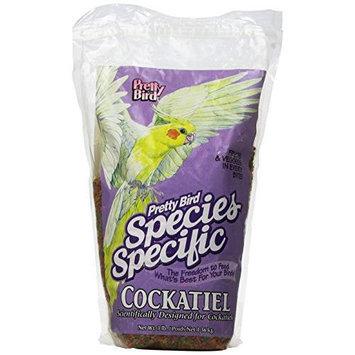 Pretty Bird Cockatiel Species Specific Food