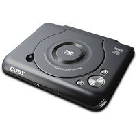 Coby DVD209 2.1 Channel Ultra Compact DVD Player