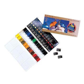 Alvin & Company Alvin YK58024 Yarka Watercolor Set 24 Colors