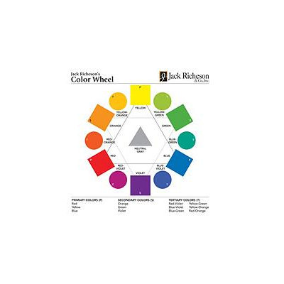 Richeson Color Wheel Classroom Pack