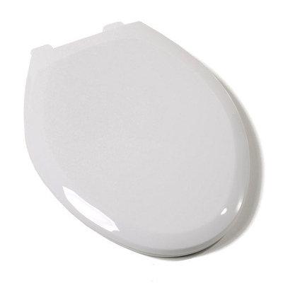 Comfort Seats Ez Close Premium Plastic Elongated Toilet Seat
