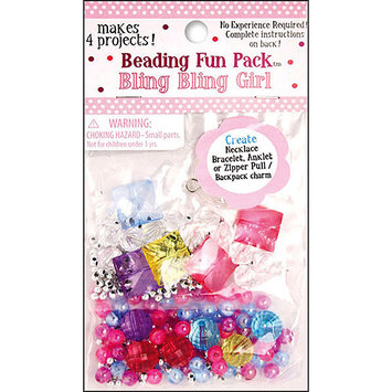Sulyn Advantus 365795 Beading Fun Packs-Rainbow Butterflies
