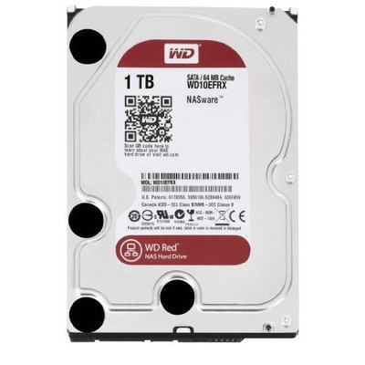 Western Digital Red WD10EFRX 1TB 3.5