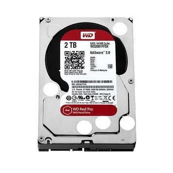 Western Digital WD Red Pro 2TB NAS SATA