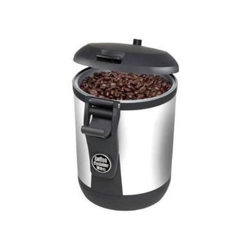 Cuisinart (DGB-700BC) 12 Cup Grind & Brew Coffeemaker (Brushed Chrome) + Cuisinart DCG-12BC Grind Central Coffee Grinder